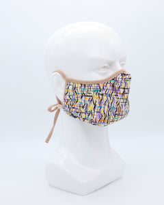 MD Mask Designer Series - Abstract Mardi Gras