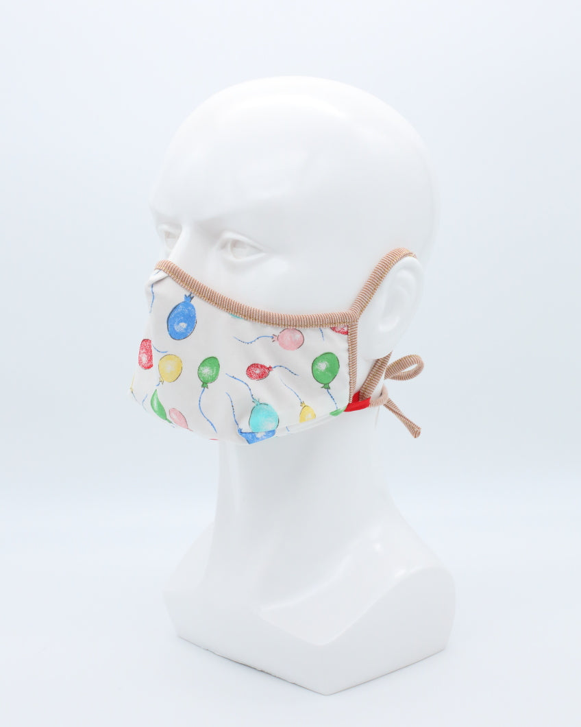 MD Mask Designer Series Petite - Party Balloons