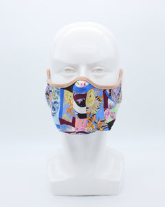 MD Mask Designer Series - Patchwork Floral