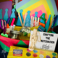 **SALE** Crafting the Nutcracker | OPTION 1 | NutCrafter Activity Box **SALE**