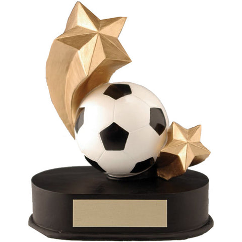Soccer Trophy - Shooting Star - Quest Awards
