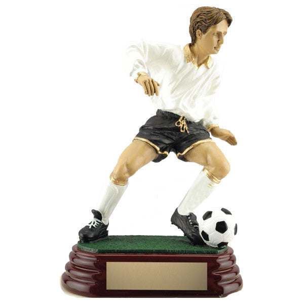 Soccer Trophy - Player - Male - Quest Awards