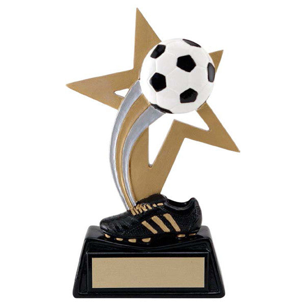 Soccer Trophy - Big Star (A3005) - Quest Awards