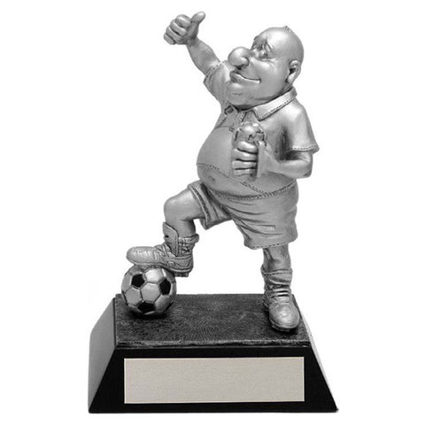 Soccer Trophy - Comic (A3012) - Quest Awards