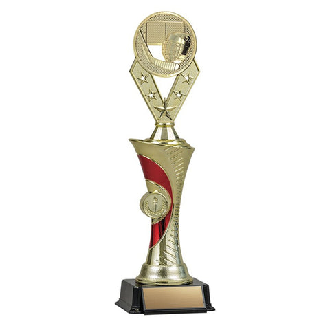 Hockey Trophy - Alpha Series Red (A3558) - Quest Awards
