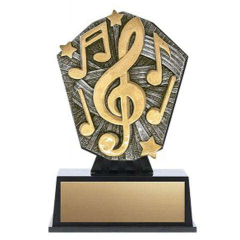 Music Trophy - Cosmos Mini - (A3627) - Quest Awards