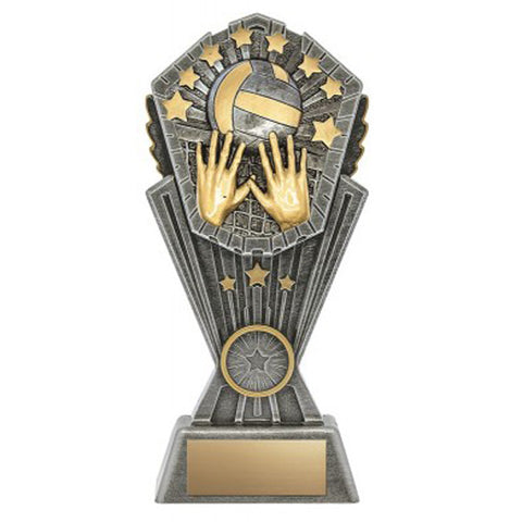 Volleyball Trophy - Cosmos - 3 Sizes (A3632)