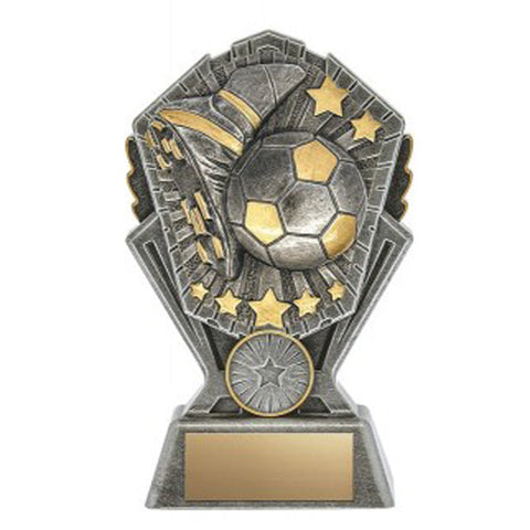 Soccer Trophy - Cosmos - 3 Sizes (A3621) - Quest Awards