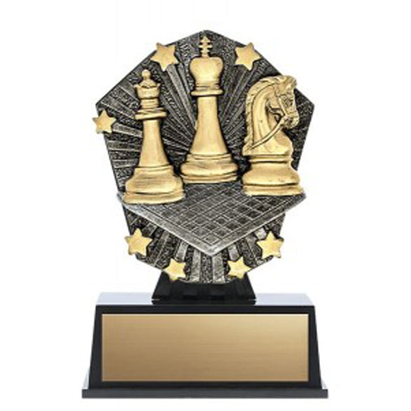 Chess Trophy - Cosmos Mini - (A3625)