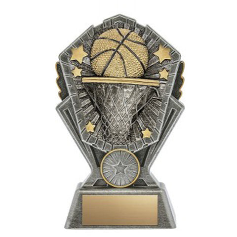 Basketball Trophy - Cosmos - 3 Sizes (A3614)