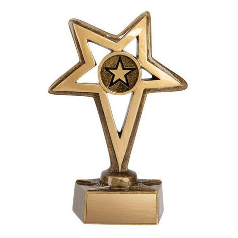 Achievement Trophy - Europa Star - Quest Awards