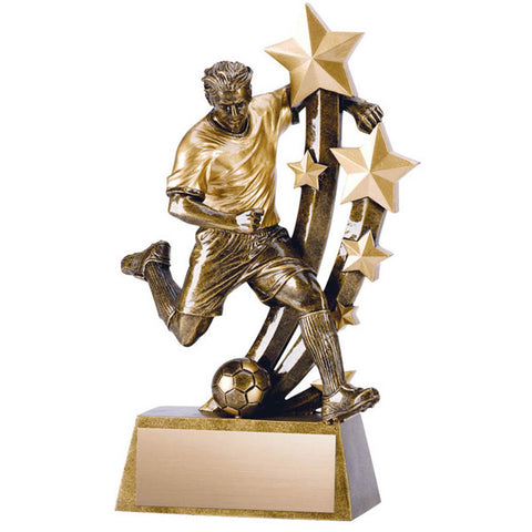 Soccer Trophy - Sentinel Male Soccer - Quest Awards