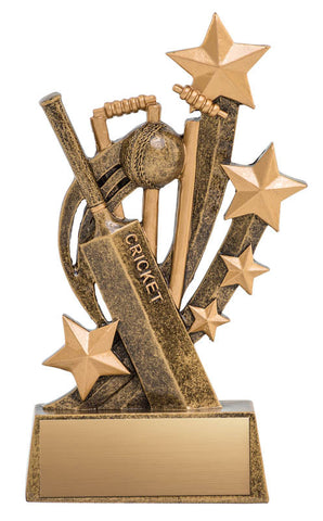 Cricket Trophy - Sentinel - Quest Awards