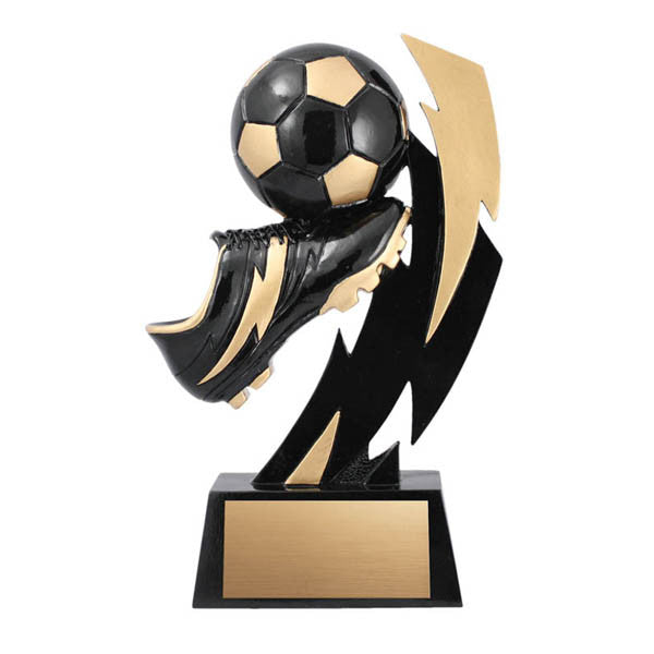 Soccer Trophy - Flash Soccer (A3019) - Quest Awards