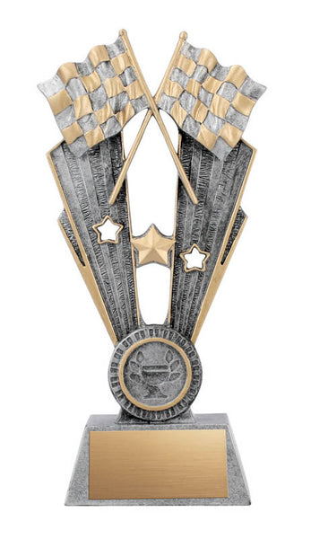 Racing Trophy - Fame Racing - Quest Awards