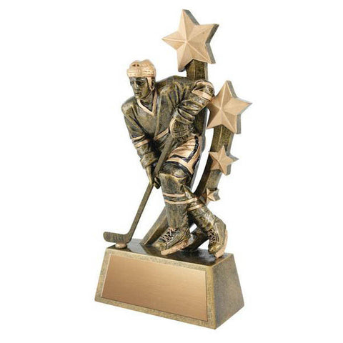 Hockey Trophy - Sentinel Male - Quest Awards - 1