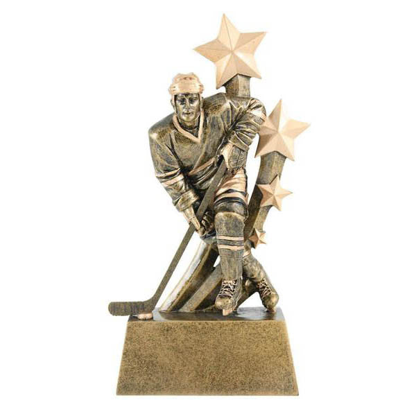 Hockey Trophy - Sentinel Male (A2701) - Quest Awards