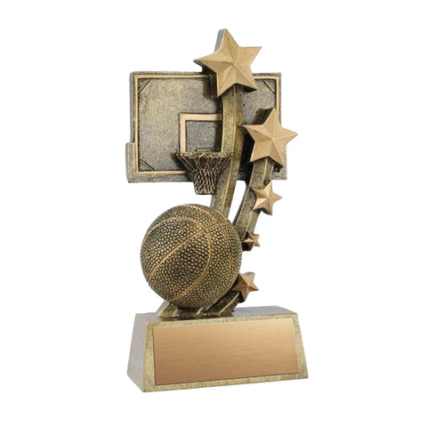 Basketball Trophy - Sentinel Basketball (A2228) - Quest Awards