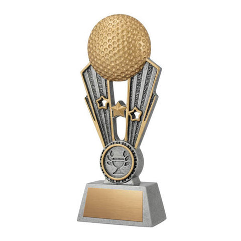Golf Trophy - Fame Golf - Quest Awards