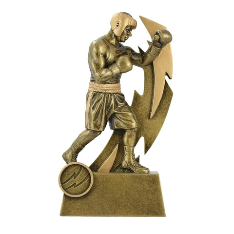 Boxing Trophy - Flash Boxing (A2254) - Quest Awards