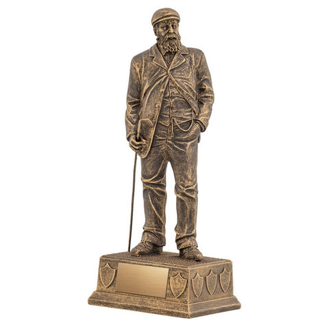 Golf Trophy - Classic Golfer Sculpture (A3255) - Quest Awards