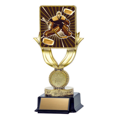 Hockey Trophy - Lynx Victory Goalie (A2677) - Quest Awards