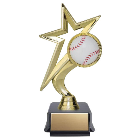 Baseball Trophy - Meteor (A2186) - Quest Awards
