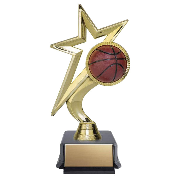 Basketball Trophy - Meteor (A2224) - Quest Awards