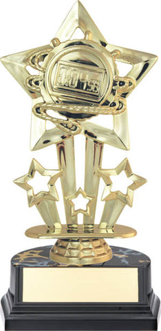 Track Trophy - Superstar Economy - Quest Awards