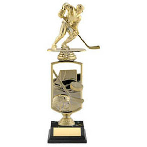 Hockey Trophy - All Star with Player (A2634) - Quest Awards