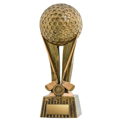 Golf Trophy - Focus Golf (A2592) - Quest Awards