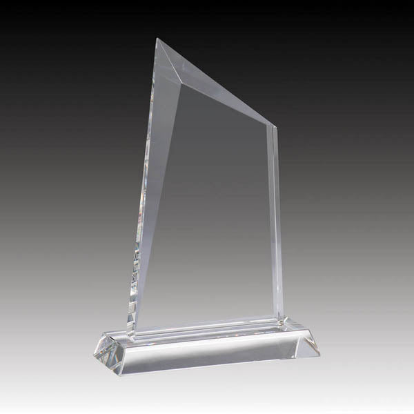 Crystal Award - Regal Series - Apex - 2 Sizes (A3330) - Quest Awards