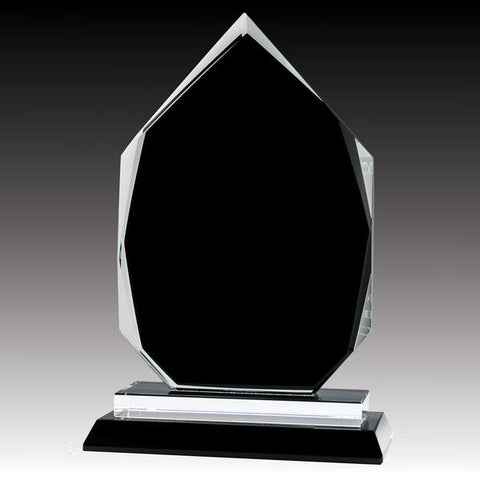 Glass Award - Onyx Series - Berg (A2520) - Quest Awards