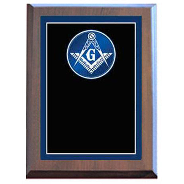 Plaque - Specialty - Masonic (A2918) - Quest Awards
