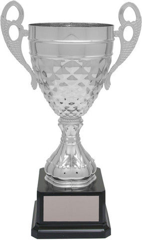 Cups - Metal - Capri - Silver (A2351) - Quest Awards