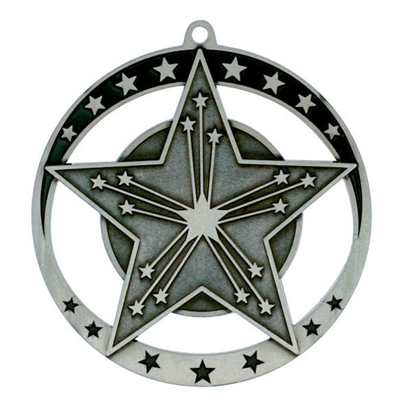"Achievement Medallion - Star Series Victory - 2 3/4"" Diameter (A2030) - Quest Awards"