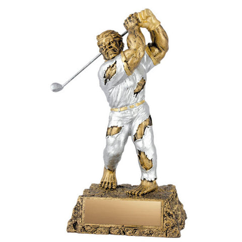 Golf Trophy - Monster Golf - Quest Awards