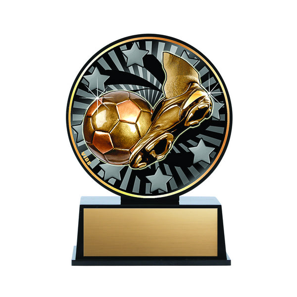 Soccer Trophy - Vibe Soccer (A3560) - Quest Awards