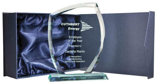 Crystal Award - Stratford Circle (A2326) - Quest Awards