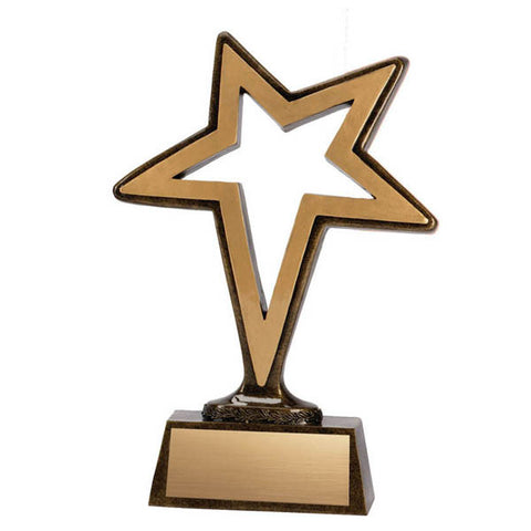 Achievement Trophy - Pinnacle Star - Quest Awards