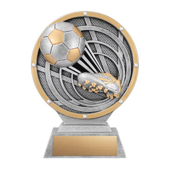 "Soccer Trophy - Vortex Soccer - 7"" Tall (A3066) - Quest Awards"