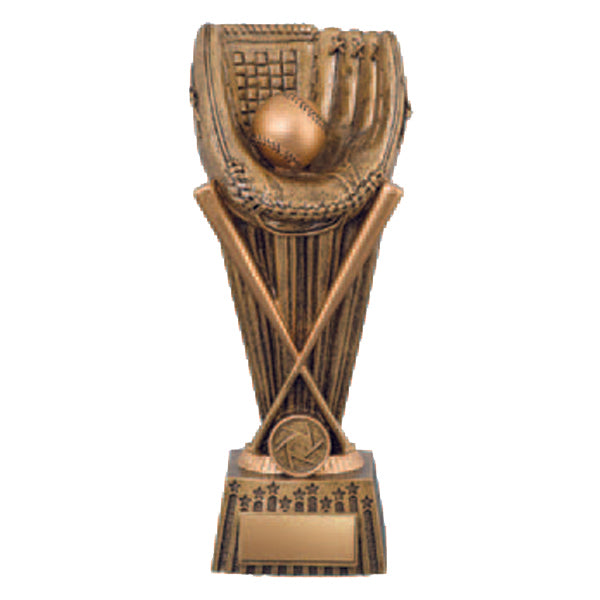 Baseball Trophy - Focus Baseball - 2 Sizes (A3234) - Quest Awards