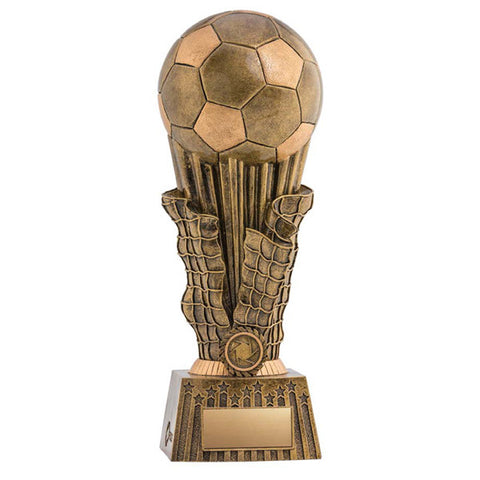 Soccer Trophy - Focus Soccer - Quest Awards