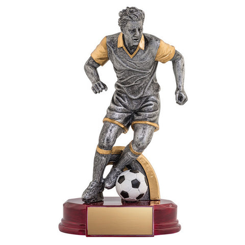 Soccer Trophy - Classic Male Soccer (A3010) - Quest Awards