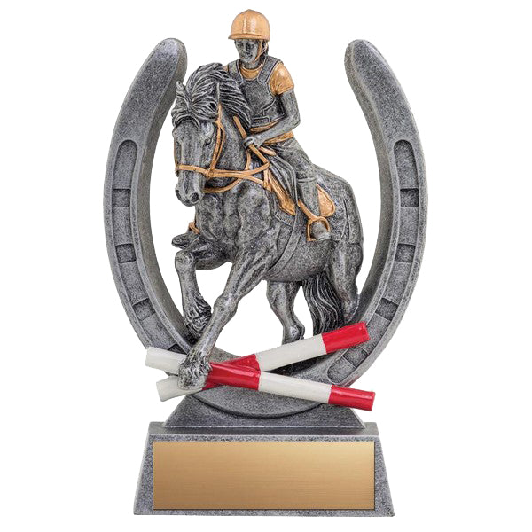 Horse Trophy - Pinnacle Equestrian (A2743) - Quest Awards