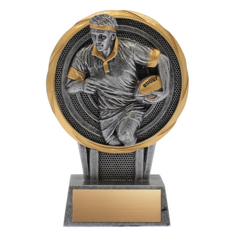 Rugby Trophy - Vortex Rugby (A2961) - Quest Awards