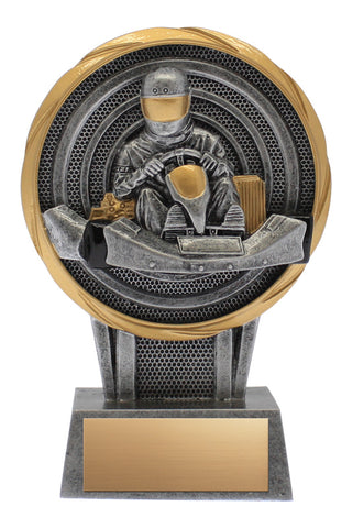 Racing Trophy - Vortex Go-Kart (A2946) - Quest Awards