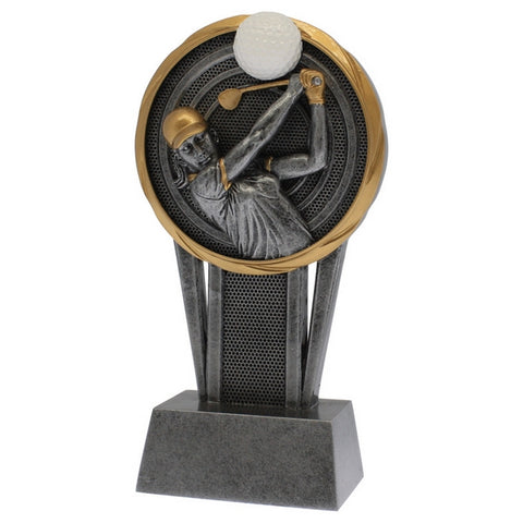 Golf Trophy - Vortex Golf Female - 2 Sizes (A3239) - Quest Awards