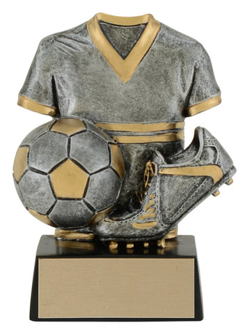 Soccer Trophy - Jersey - Quest Awards