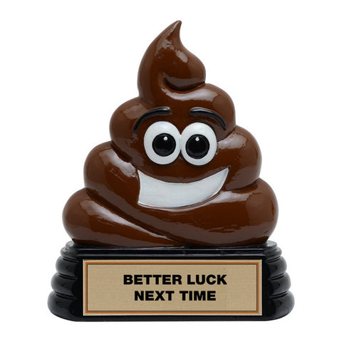 "Comic - Little Stinker Trophy 4"" Tall (A3573) - Quest Awards"
